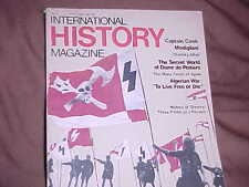 INTERNATIONAL HISTORY MAGAZINE NIGHT OF THE LONG KNIVES HISTORY OF SLAVERY 1/4