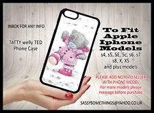 Tatty Teddy Me to You Bear Welly Ted Phone Case Cover