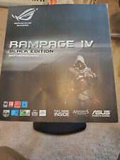ASUS R4BE RAMPAGE IV BLACK EDITION motherboard
