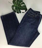TALBOTS Petites Women's Jeans Size 4 Stretch Denim