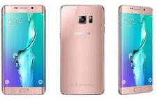 """SAMSUNG Galaxy S7 bordo DUAL SIM G935FD 4G 64GB 5.5"""" Sbloccato in Fabbrica Rosa"""