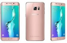 "Samsung Galaxy S7 Edge Dual Sim G935FD 4G 64GB 5.5"" Factory Unlocked Pink"