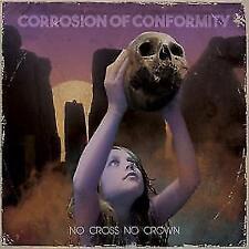 CORROSION OF CONFORMITY - No Cross No Crown  DLP  BLACK