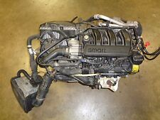 2002-2006 SMART FORTWO TURBO ENGINE AND TRANSMISSION WITH ECU