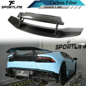 Carbon Spoiler für Lamborghini Huracan LP580 LP610 Coupe 14-18 Heckflügel Lippe