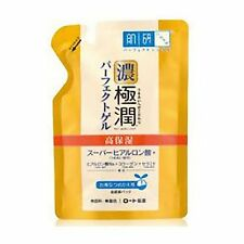 JAPAN ROHTO HADALABO Gokujyun Collagen & Hyaluronic Acid Perfect Gel 80g Refill