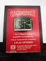 Worm War I (Atari 2600, 1982) 20th Century Fox