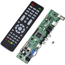 LCD Controller platine Auflösung TV Motherboard VGA/HDMI/AV/TV/USB Fahrer bord
