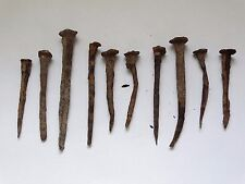 lot antique Iron nails 10 pcs nails
