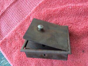 1930 Franklin dash ash tray