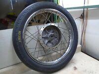 Honda 360 CL SCRAMBLER CL360 Front wheel Rim 1974 HB556 HW20