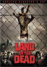 George A. Romeros Land of the Dead (DVD, 2005, Unrated Directors Cut Full Frame)