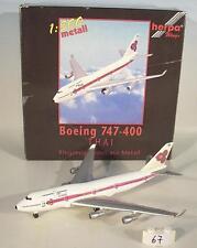 Herpa 1/500 Boeing 747-400 THAI Airlines OVP #067