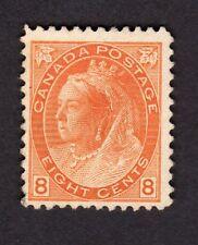 Canada Scott # 82 Mint No Gum Hinged Stamp!