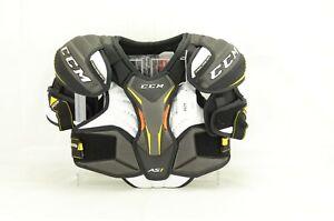 CCM Super Tacks AS1 Ice Hockey Shoulder Pads Senior Size Small (0909-4259)