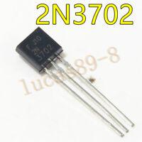 2PCS 2N3702 PNP Transistor (Pack of 10)