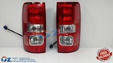 HOLDEN COLORADO RG Tail lights Taillamps NEW PAIR left & right 2011+