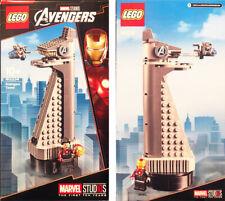 LEGO 40334 Marvel Super Heroes Avengers Tower - Pre-Order Now !!!
