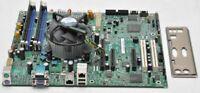Intel S3200SHC / PBAD86139-302 Mainboard mit Intel Xeon 4x 2,40GHz 4GB *MB-15*