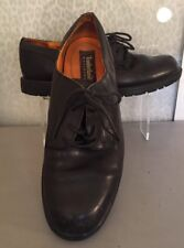 Men's 10 Timberland Black Leather Shoes
