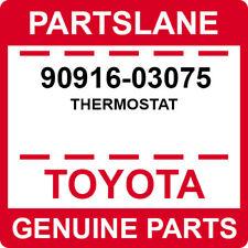 90916-03075 Toyota OEM Genuine THERMOSTAT