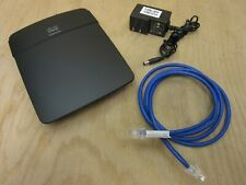 Linksys / Cisco E1200 300 Mbps 4-Port Wireless N Router