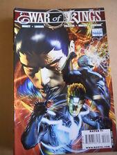 WAR OF KINGS n°3 of 6 2009 Marvel Comics   [SA26]