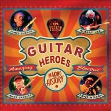 Guitar Heroes by David Wilcox/David Wilcox/James Burton/Albert Lee (Guitar)/Amos Garrett (Vinyl, May-2015, Stony Plain (Canada))