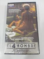 Der 4 Kinderzimmer hombre Paul Verhoeven Gerard Reve VHS Tape Spanisch New Neu