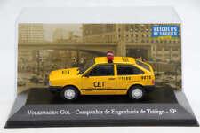 Altaya 1:43 Volkswagen Gol Companhia de Engenharia de Trafego SP Diecast Models