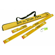 Stabila Spirit Level 5 Piece Combo 80AS True Pro Edition - 19598