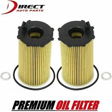 2 PACK ENGINE OIL FILTER FOR KIA SEDONA 3.5L ENGINE 2011 - 2012 2014