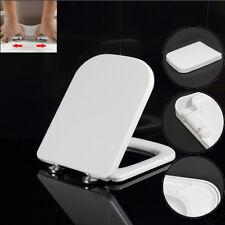 Toilettendeckel WC Sitz Deckel Clip-System Absenkautomatik Klobrille abnehmbar