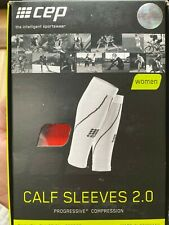 CEP Calf Sleeves 2 (Compression) Womens Size 2 - RRP £29.99