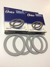 Oster Sealing Ring Gasket Double Pack of 4 Rings for Oster Blenders NEW ORIGINAL
