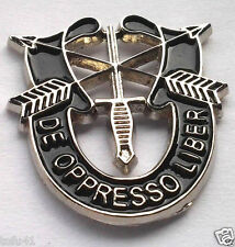 SPECIAL FORCES DE OPPRESSO Military Veteran Hat Pin 14722 HO