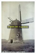 rp13964 - Halnaker Windmill . nr Chichester , Sussex - photograph 6x4
