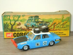 Hillman Hunter with Kangaroo - Corgi Toys 302 England in Box *53451