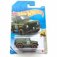 Hot Wheels LAND ROVER DEFENDER 90 Off-Road Rally 2020 Model Car Toy Brand NEW