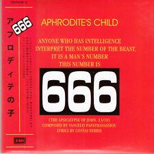 APHRODITE'S CHILD 666 2CD MINI LP