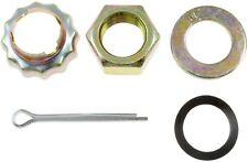 Spindle Lock Nut Kit Front,Rear Dorman 05183