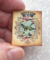 Dollhouse Miniature English Tankards-1:12-Beautiful Ornate Handles Fine Quality