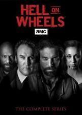 Hell on Wheels: The Complete Series (DVD, 2016)