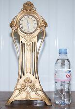 Bell 'aspetto raro orologio mensola Art Nouveau dorati LIBERTY'S Archibald Knox Stile