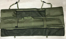 Hunting Vehicle Seat Back Storage Pack with Rifle Case