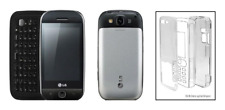 Crystal Case Transparent Protective ~ LG GW620