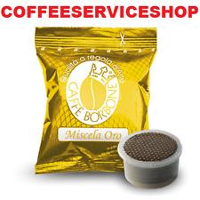 400 CAPSULE CAFFE'  BORBONE MISCELA ORO COMPATIBILE LAVAZZA ESPRESSO POINT