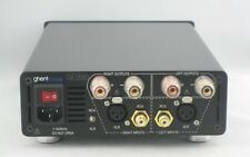 ghentaudio GA-S125P Stereo power amplifier (Powered by ICEpower technology)