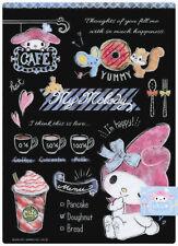 """Sanrio My Melody """"Cafe"""" Pencil Board"""