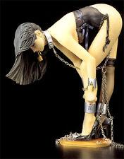 Lady Slave Sexy Girl Sorayama Hajime 1/4 Unpainted Statue Figure Model Resin Kit